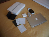 Apple MacBook Pro 15 Laptop with Retina Display 2.7 Ghz 16GB RAM 750GB объявление