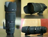 Sigma Telephoto Lens for Select Canon Cameras объявление