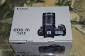 Canon EOS 7D Body 20.2 MP Digital SLR Camera объявление