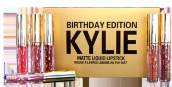 Набор помад Kylie Jenner Birthday объявление