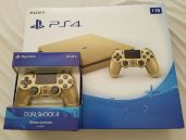 Sony PlayStation 4 Slim Limited Edition 1TB Gold Console / xbox 360 объявление