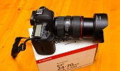 Selling Canon 5D Mark III/Canon 5D Mark II 24-105mm lens объявление