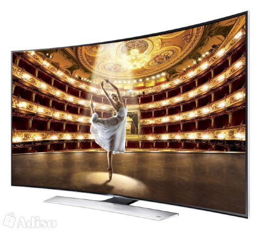 Samsung UN55HU9000 Curved 55-Inch 4K Ultra Smart фото к объявлению