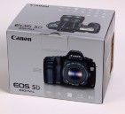 Canon EOS 5D Mark II 21MP DSLR Camera объявление