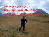 guide, driver in Kyrgyzstan, travel, hiking, excursions, tourist services, transfers in the airport объявление
