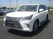 LEXUS LX 570 SUV Gulf Specs 2016 (White) FOR SALE объявление