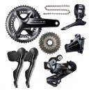 Shimano Dura Ace R9170 Disc Di2 11 Speed Groupset Builder - (Fastracycles) объявление