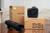 Продажа Nikon D3S Galaxy S5 Apple Iphone 5S 64GB Playstation 4500GB объявление